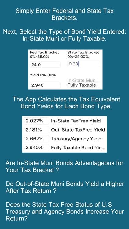 Bond Yield Calculator