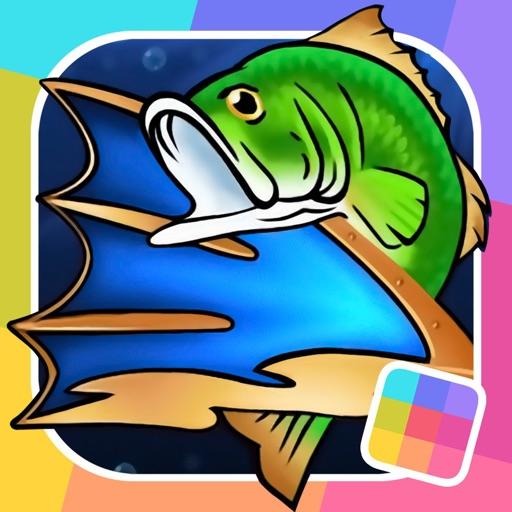 Flick Fishing: Catch Big Fish