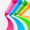 App Icon for Pencil Rush 3D App in United States App Store