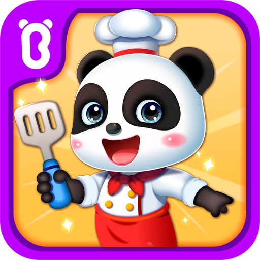 Super Panda Jobs -BabyBus Game