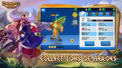 Скриншот №1 к Divinitys Rise