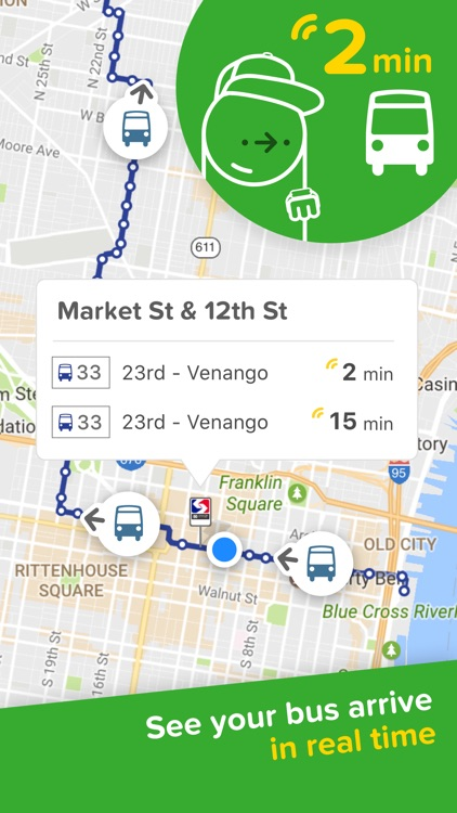 Citymapper Transit Navigation screenshot-5
