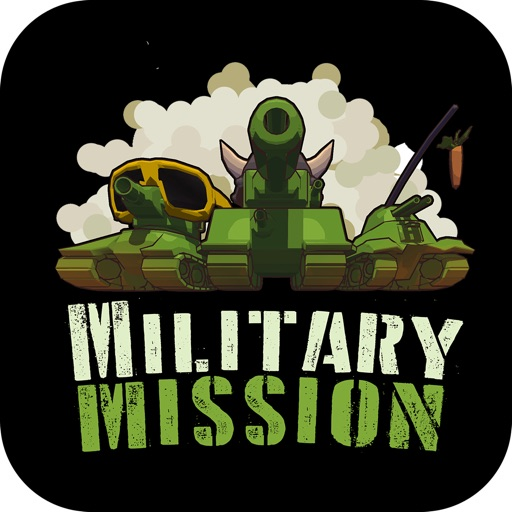 Military mission icon