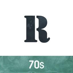 Retroid 70s - Photo editor