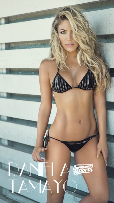 Swimsuits & Sports Magazine Screenshot