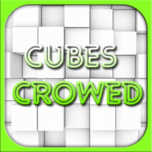 Cubes Crowed icon