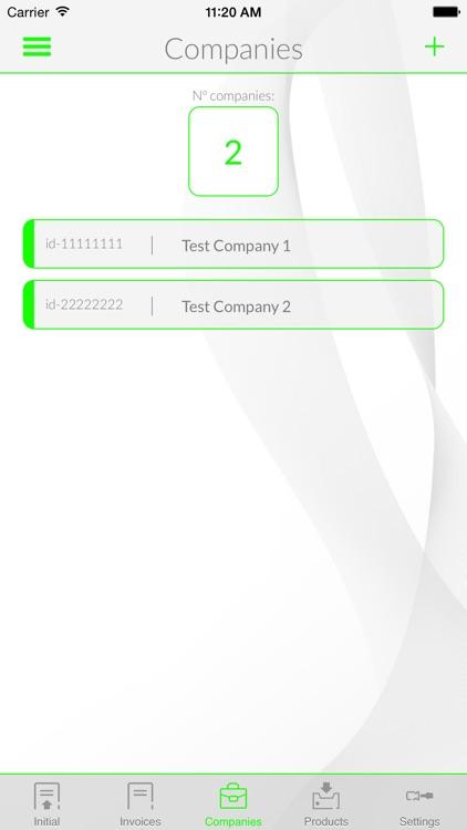 iInvoices PRO screenshot-4