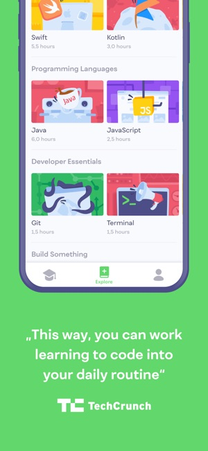 Mimo: Learn to Code on the App Store