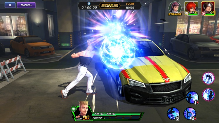 The King of Fighters ALLSTAR screenshot-4