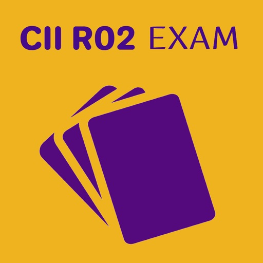 CII R02 Flashcards