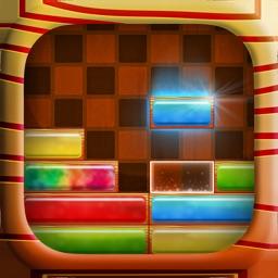 Drop Block Blast Puzzle Jewel