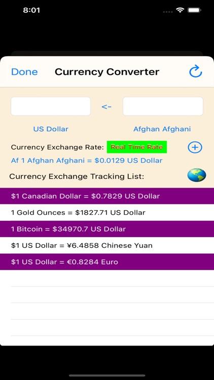 888 Financial Calc screenshot-3