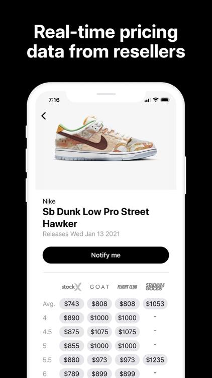 Drop - Shoe Releases & Raffles