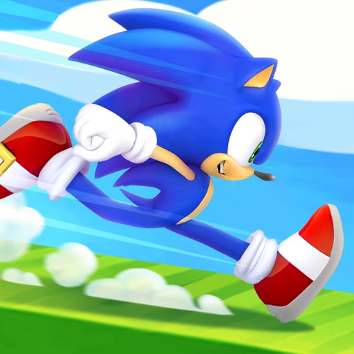 Sonic Runners Adventure iOS Hack Android Mod