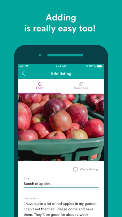 OLIO - Food Sharing Revolution screenshot-5