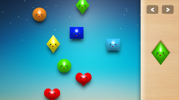 Baby Learning Shapes for Kids screenshot-3