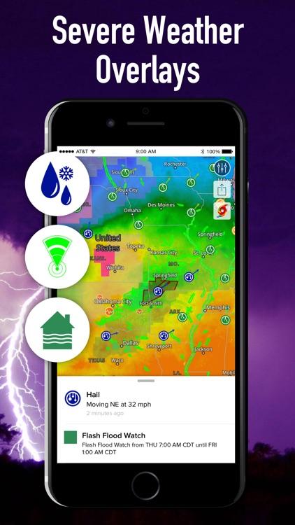 Weather Hi-Def Radar screenshot-4