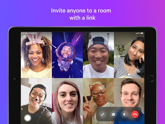 Messenger ipad картинки