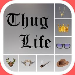 Thug Life Maker - Meme Maker