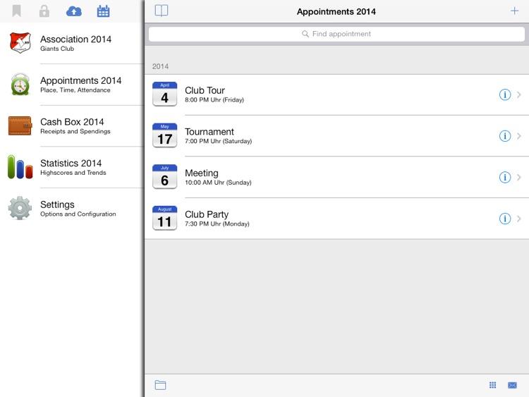 Team Center for iPad