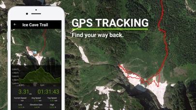 BaseMap: Hunting Fishing App Screenshot