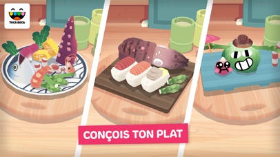 download Toca Kitchen Sushi apps 1