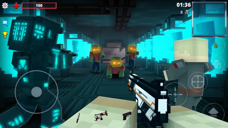 Pixel Strike 3D - FPS Gun Game screenshot-4