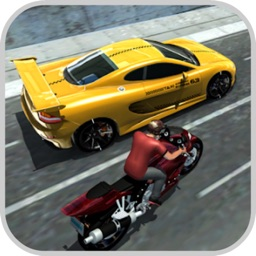 Moto and Car Fast Racing