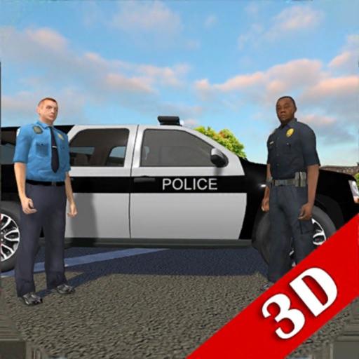 Симулятор полицейского 3D