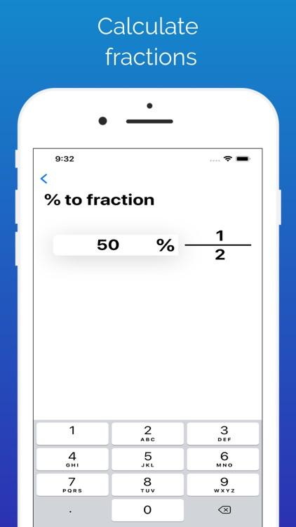 Percentage Calculator ٞ screenshot-3