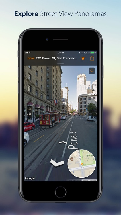 Streets - Street View Browser