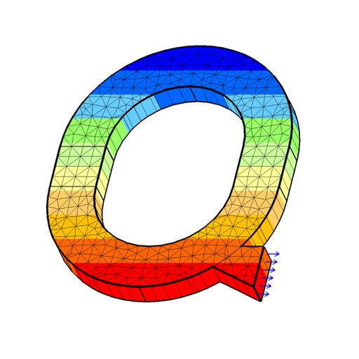 Quickfem - 2D Finite Elements