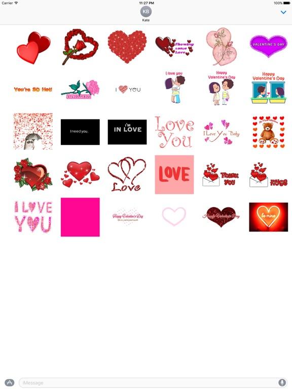 Sweet Love In Valentine's Day screenshot 3
