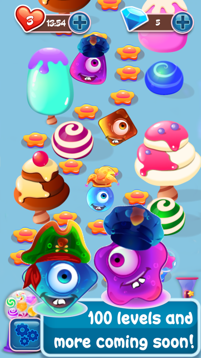 kelakika Candy Match screenshot two
