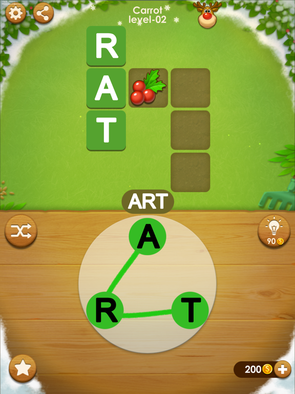 Word Farm Cross screenshot 8