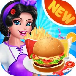 My Burger Shop Game