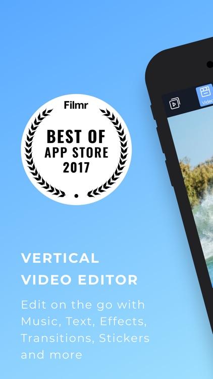 Filmr- easy video editor screenshot-0