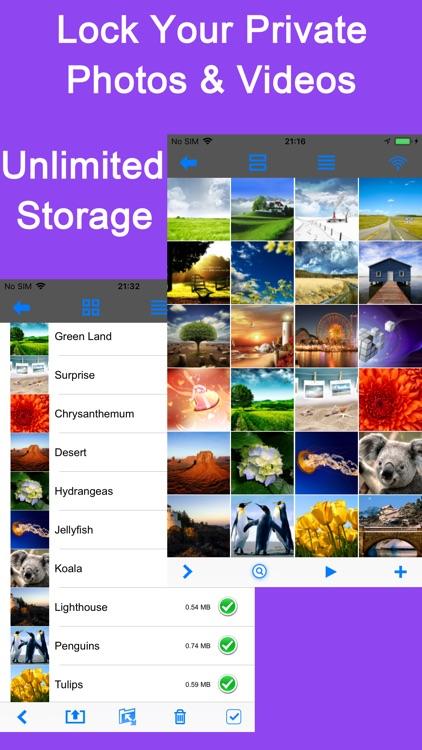 Photo Vault Lock Photos Album
