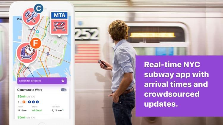 Pigeon Transit: NYC Subway