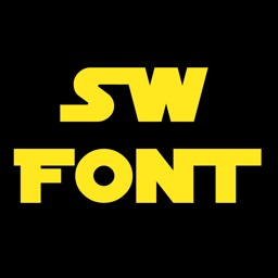 Install & write Star W. fonts