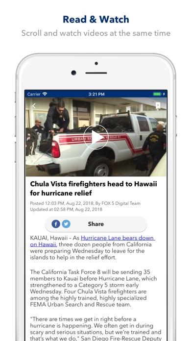 Screenshot #7 for FOX 5 News - San Diego