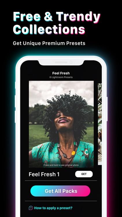 Presets, Filters for Lightroom screenshot-3