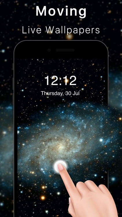 Edge Lighting Live Wallpapers screenshot-5