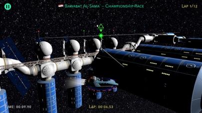 Space Station Racer Screenshots