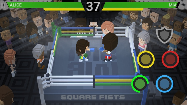 Square Fists - Boxing screenshot-6