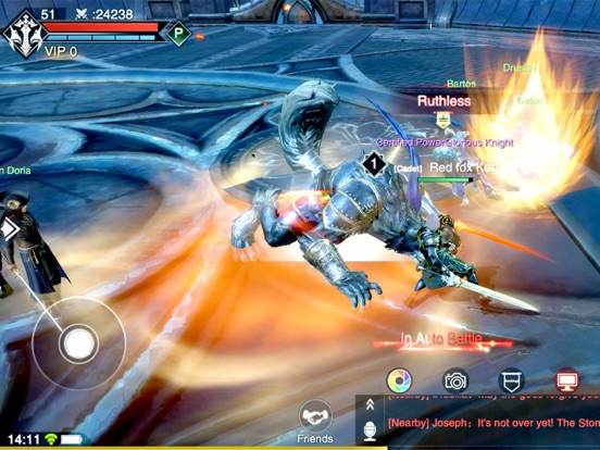 Forsaken World:Gods and Demons screenshot 16