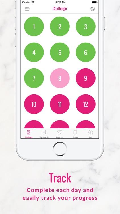Rawvana's Smoothie Challenge screenshot-5