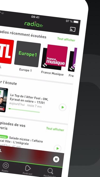 radio.fr - radio et podcast