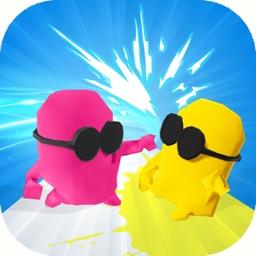 Color War 3D