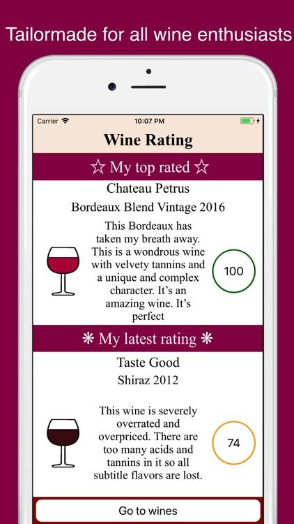 Rate your wine screenshot-5